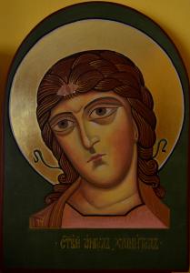 Anjel Zlatovlasý